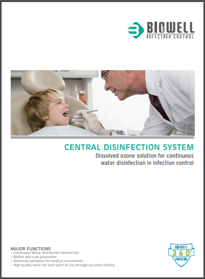 ICENTRAL DISINFECTION SYSTEM